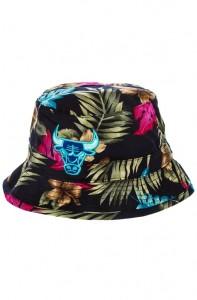 Floral Bulls Bucket Hat