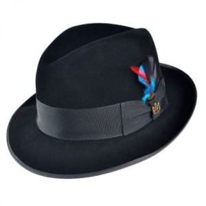 Fur Felt Fedora Hats for Men