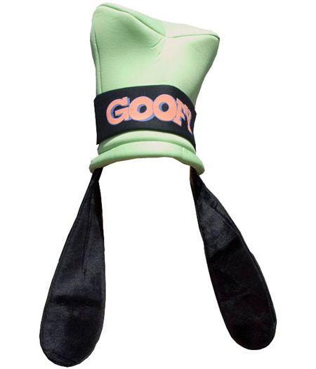 Goofy Hat with Ears