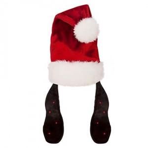 Goofy Santa Hat