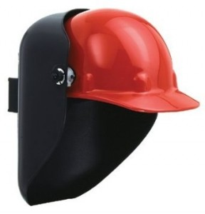 Hard Hat Welding Hood