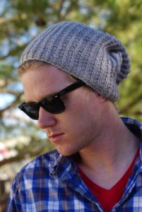 Hipster Knit Hat