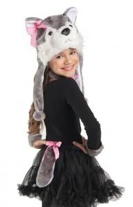 Kids Wolf Hat