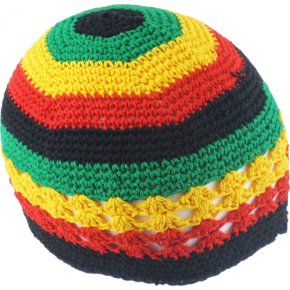 Knit Rasta Hat
