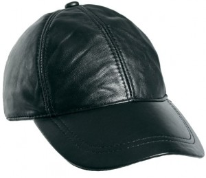 Leather Baseball Hats