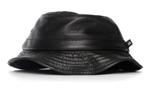 Leather Bucket Hat Pictures