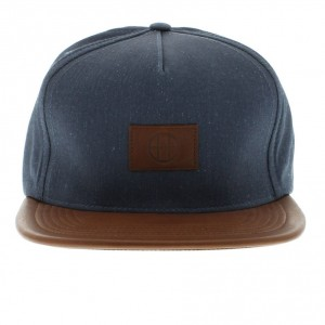 Leather Fitted Hats