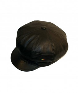 Leather Rasta Hats
