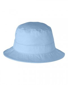 Light Blue Bucket Hat