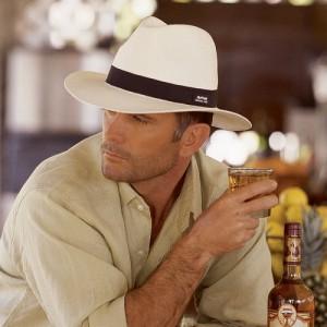 Men Panama Hat