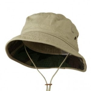 Mens Bucket Hats with String