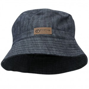 Mens Denim Bucket Hat