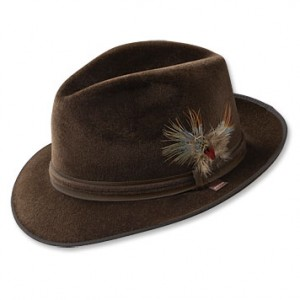 Mens Felt Fedora Hats