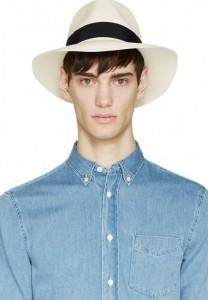 Mens Panama Hat