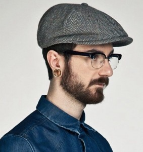 Mens Paperboy Hat