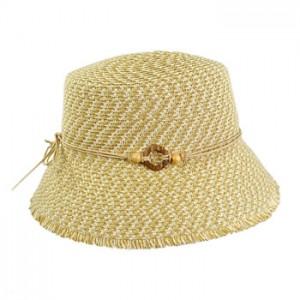 Mens Straw Bucket Hats