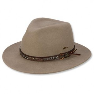 Mens Wool Fedora Hat
