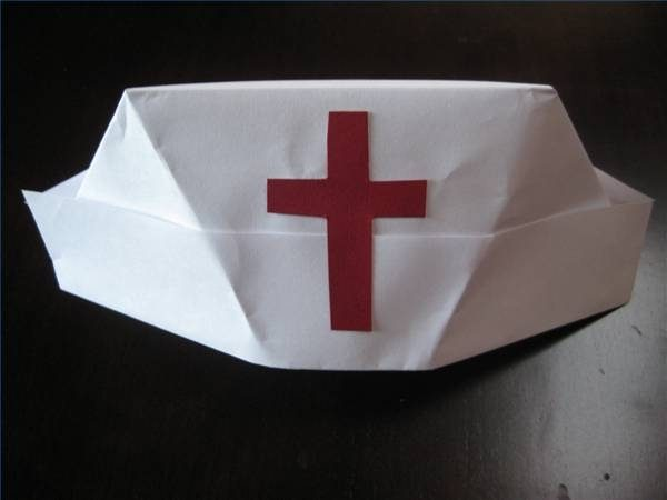 Nurse Hats Tag Hats