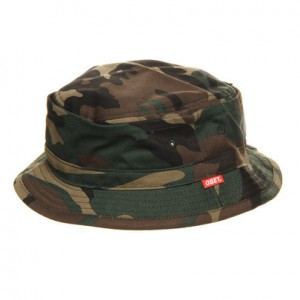 Obey Bucket Hat Camo