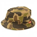 Obey Camo Bucket Hat