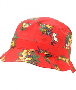 Obey Floral Bucket Hat