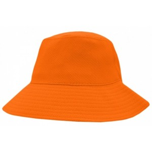 Orange Bucket Hat