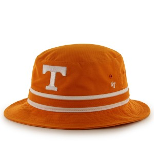 Orange Bucket Hats