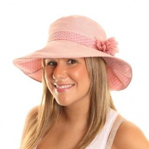 Packable Ladies Sun Hats