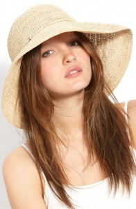 Packable Sun Hat Images