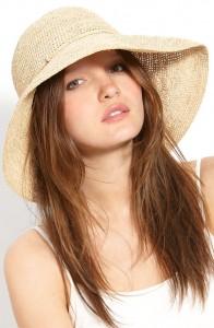 Packable Sun Hat Images