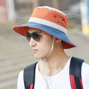 Packable Sun Hat Men