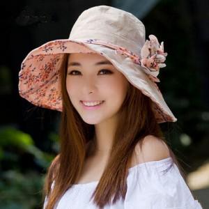 Packable Sun Hats Women
