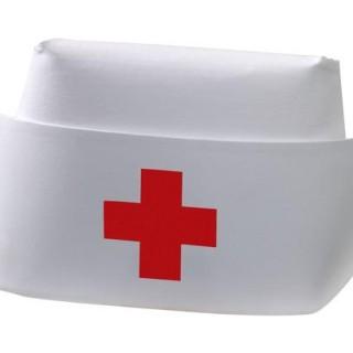 Paper Nurse Hat