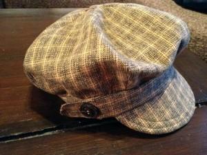 Paperboy Hat Pattern