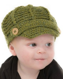 Paperboy Hat for Babies