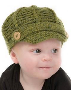 Paperboy Hat for Babies