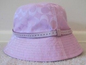 Pictures of Coach Bucket Hat