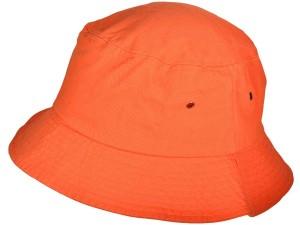 Pictures of Orange Bucket Hat