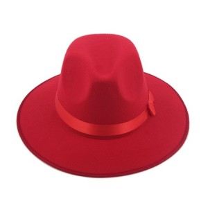 Pictures of Red Fedora Hat