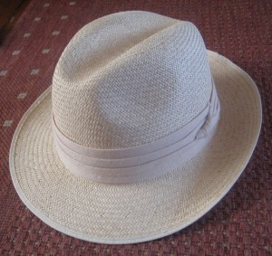 Pictures of White Panama Hat