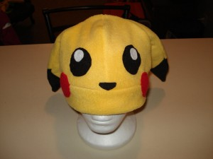 Pikachu Fleece Hat