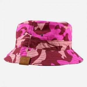 Pink Camo Bucket Hat