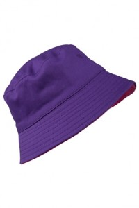 Purple Bucket Hats