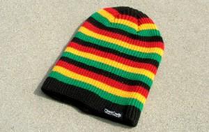 Rasta Beanie Hats