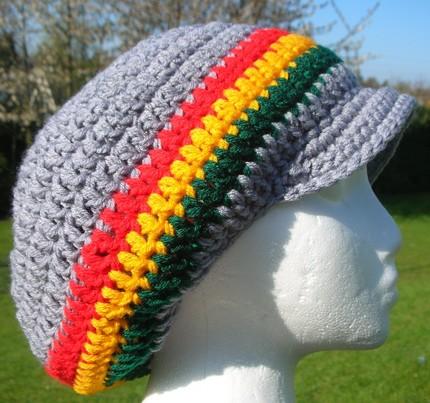 Rasta Knit Hat Pattern : Rasta Hats   Tag Hats