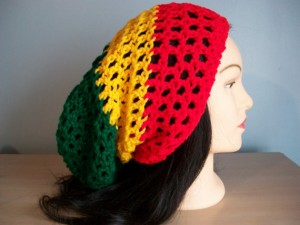 Rasta Hat Crochet