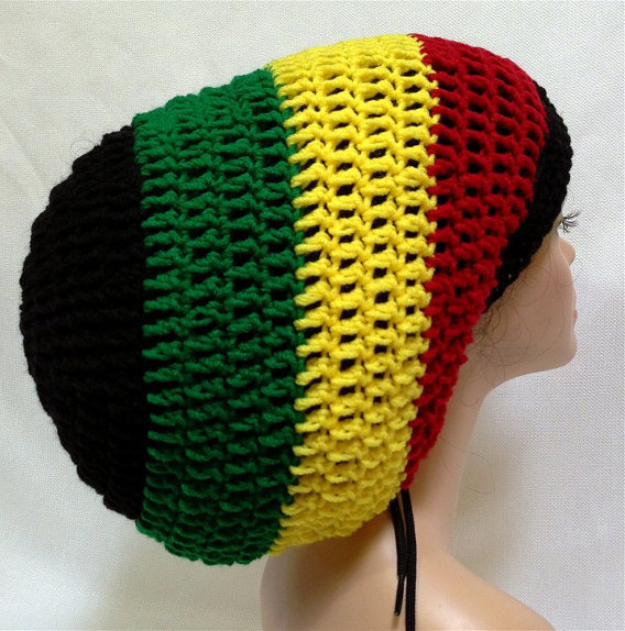 Easy Crochet Rasta Hat Pattern : Crochet Rasta Hat Pattern Crochet Patterns LONG HAIRSTYLES