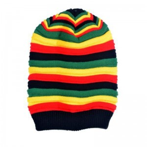 Rasta Winter Hat