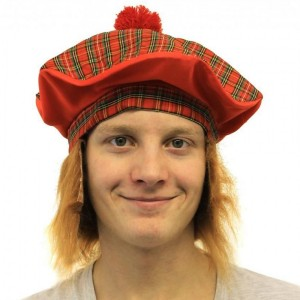 Scottish Tam Hat