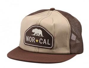 Snapback Mesh Hat